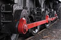 Llangollen Railway - BR 13265, Llangollen.