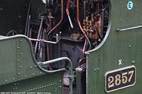 Severn Valley Railway - GWR 2857, Bridgnorth.