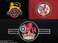 Llangollen Railway - Loghi British Railways.