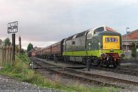 Severn Valley Railway - BR D9009, Kidderminster.