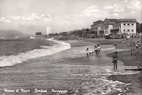 Grand Tour 1950! - Marina di Massa.