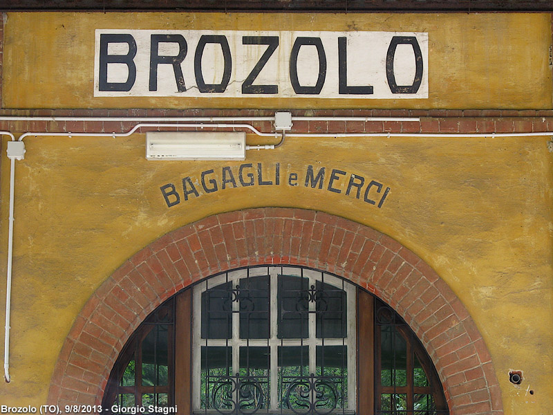 Piemonte - che cosa è rimasto - Brozolo.