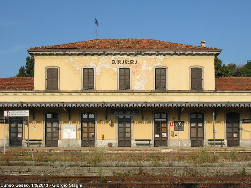 Piemonte - che cosa è rimasto - Cuneo Gesso.