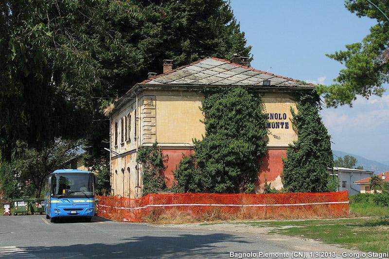 Piemonte - che cosa è rimasto - Bagnolo Piemonte.