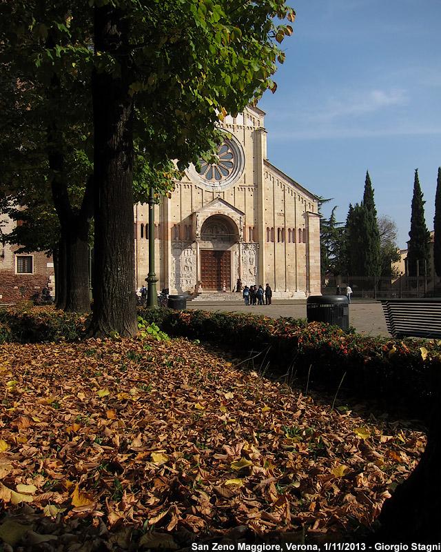 Di chiese e di fiume - San Zeno.