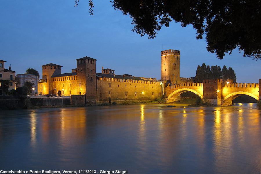 Di chiese e di fiume - Castelvecchio.