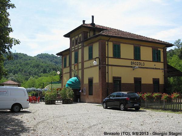 Piemonte - dettagli di uno scempio - Brozolo.